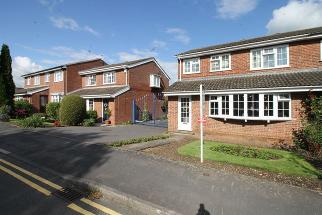 Thumbnail Semi-detached house for sale in Pymm Ley Lane, Groby, Leicester