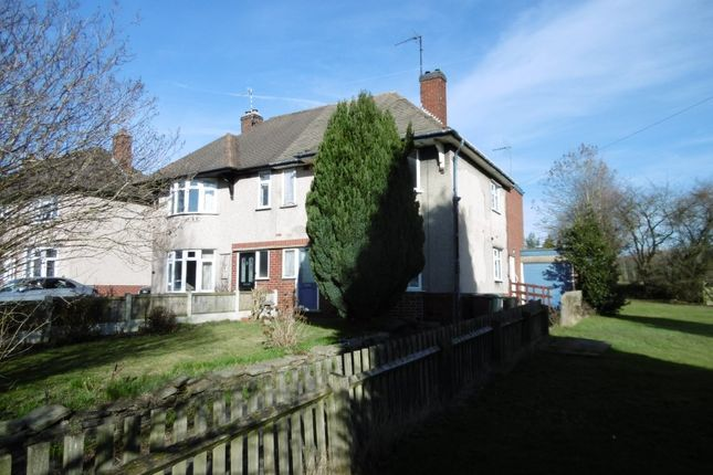Thumbnail Semi-detached house for sale in 113 Church Side, Hasland, Chesterfield, Derbyshire