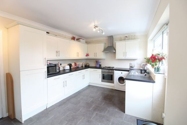 Thumbnail End terrace house for sale in Marlin Road, Luton