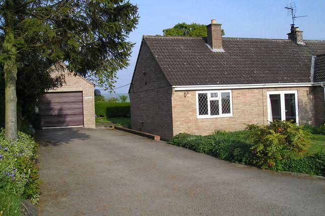 1 bedroom semi-detached bungalow to rent in Greenoaks, Howsham, York