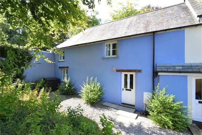 Thumbnail Semi-detached house to rent in Greenway, High Street, Dulverton, Somerset