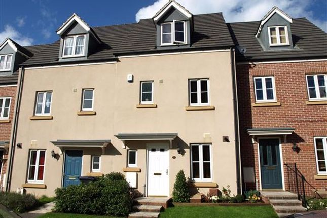 Thumbnail Town house for sale in Bramley Copse, Long Ashton, Bristol