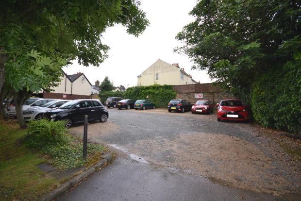 Parking/garage for sale in Hockerill Court, Bishops Stortford