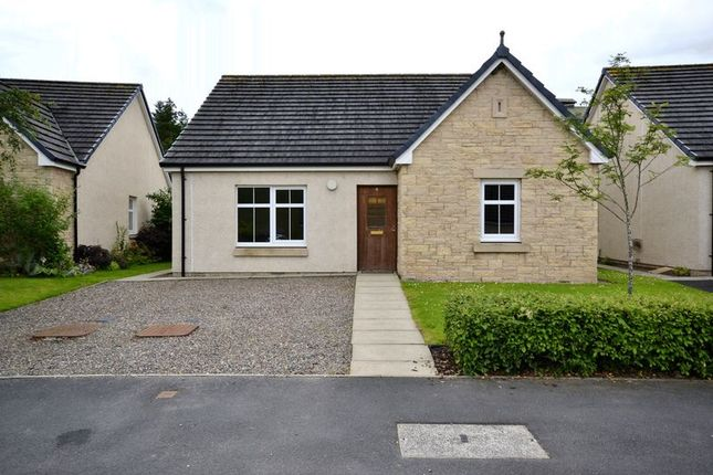 Thumbnail Bungalow for sale in 2 Birks View, Galashiels