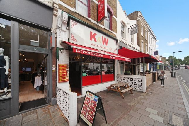 Thumbnail Commercial property to let in Lordship Lane, London