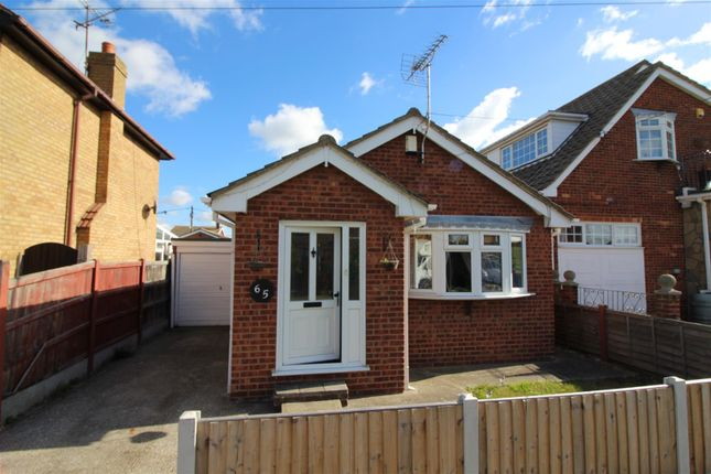 Thumbnail Detached bungalow to rent in Margraten Avenue, Canvey Island