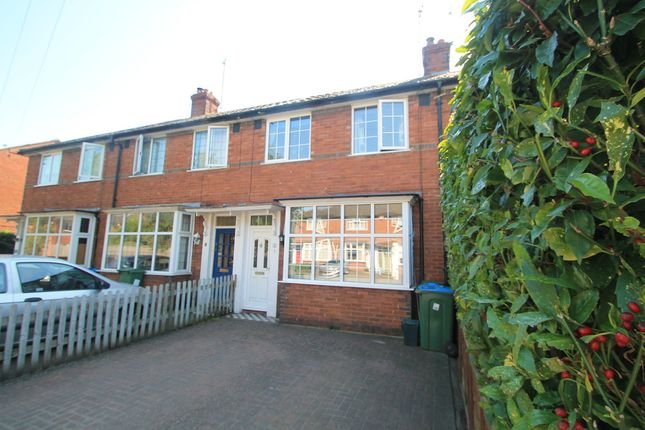 3 bed terraced house to rent in Clinton Crescent, Aylesbury