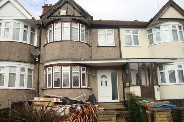 Thumbnail Terraced house to rent in Capthorne Avenue, Rayners Lane, Harrow