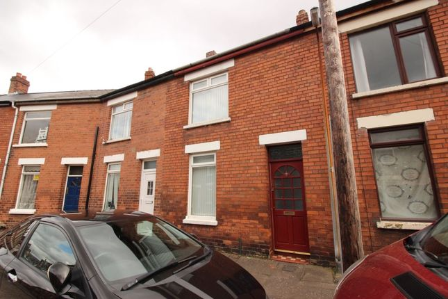 Thumbnail Terraced house for sale in Kitchener Street, Belfast