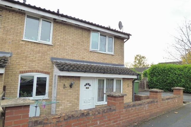 Thumbnail Property to rent in Kempton Avenue, Hereford