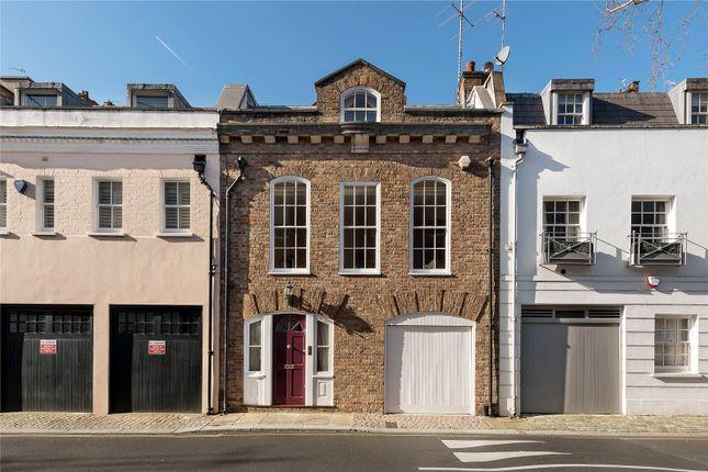 Exterior of Cadogan Lane, London SW1X