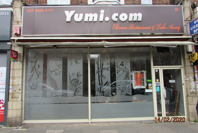 Thumbnail Restaurant/cafe to let in The Broadway, Southgate