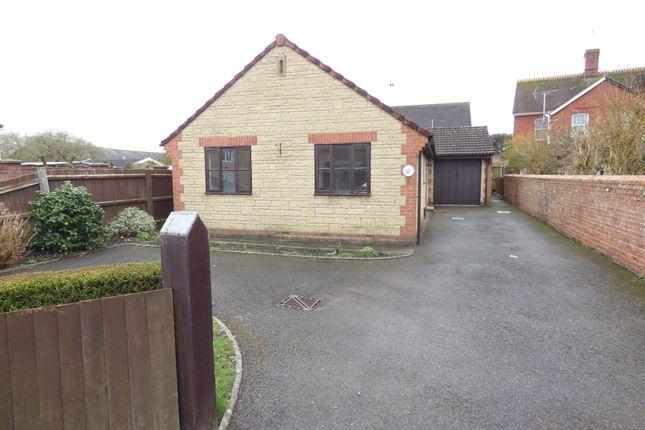 Thumbnail Detached bungalow for sale in Newbury, Gillingham