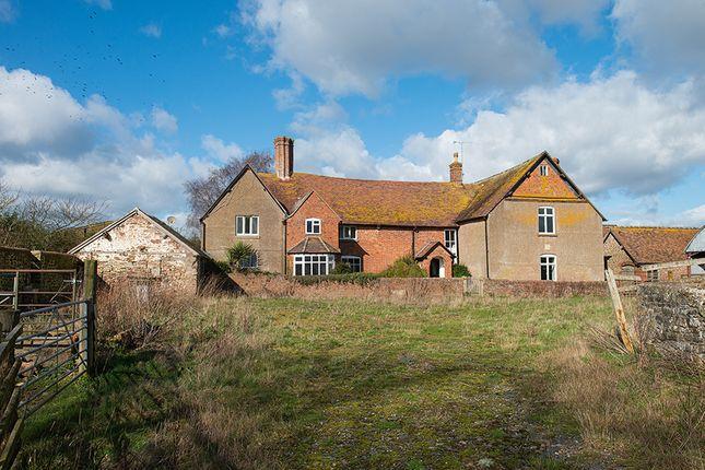Thumbnail Farmhouse for sale in Aston Botterell, Bridgnorth