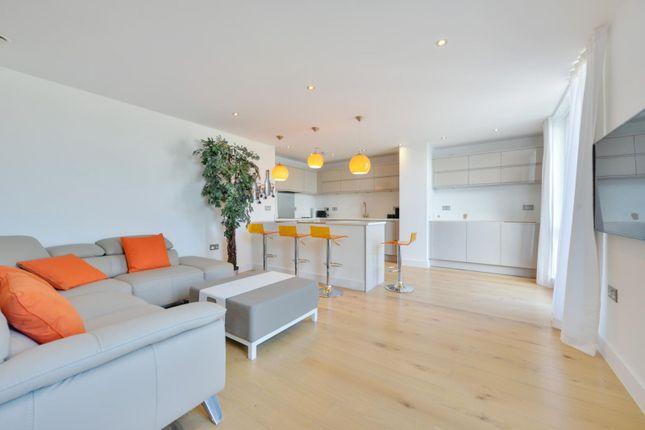 Thumbnail Flat to rent in Sirius, 6 The Boardwalk, Brighton