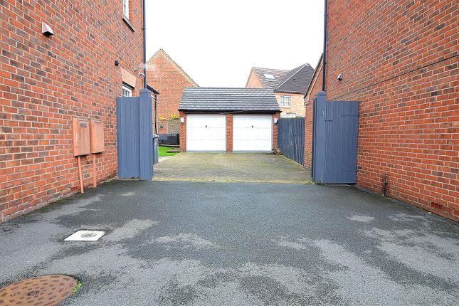 Garage of Mountbatten Way, Chilwell, Beeston, Nottingham NG9