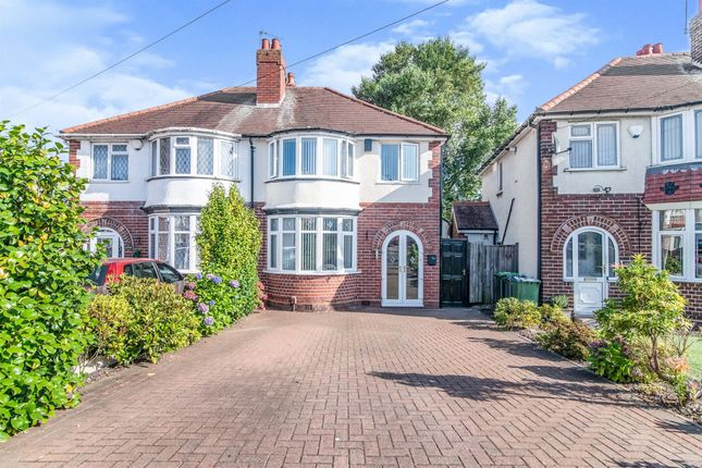 3 bed semi-detached house for sale in Alton Grove, West Bromwich B71
