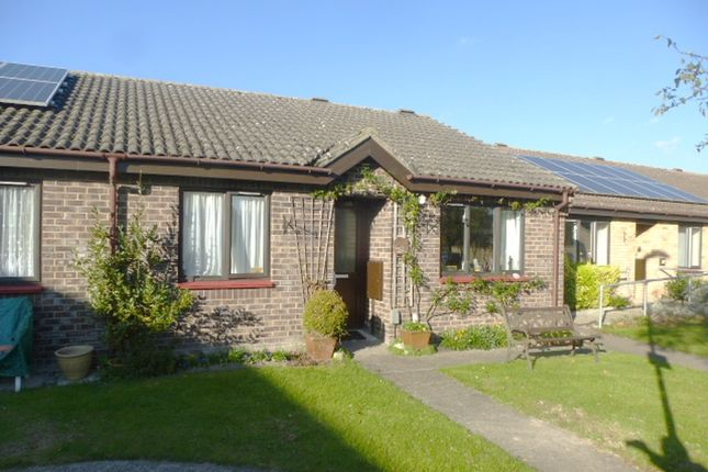 Thumbnail Terraced house for sale in John Impey Way, Melbourn, Royston