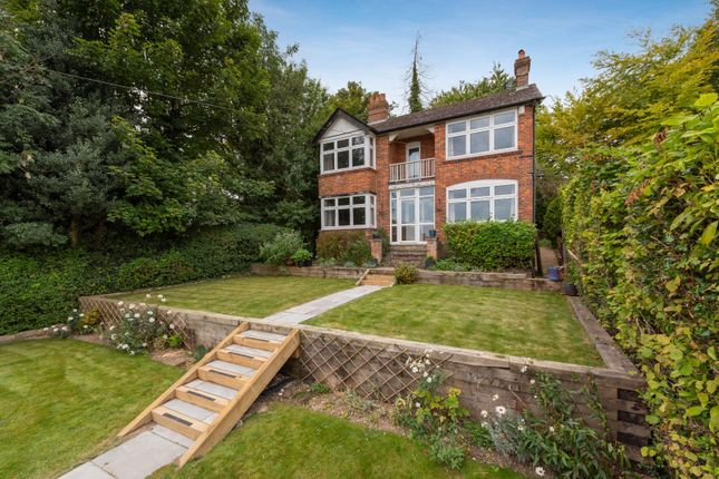 Thumbnail Detached house for sale in Grove Road, High Wycombe