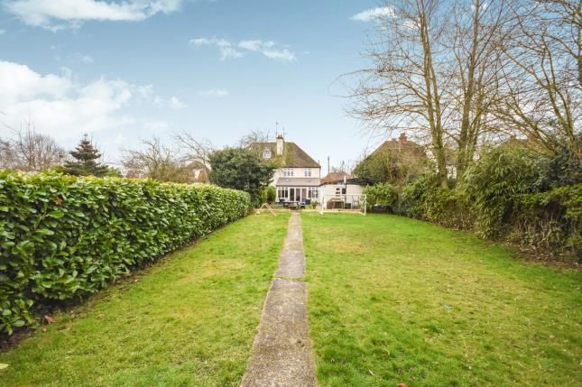 Garden of The Avenue, Witham CM8