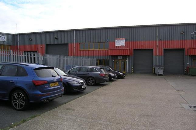 Thumbnail Light industrial to let in Unit 7B, Perry Road, Witham, Essex
