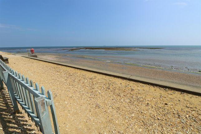 Beach of Forelands Field Road, Bembridge PO35