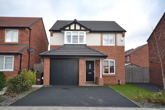 Thumbnail Detached house for sale in Longridge Drive, Liverpool