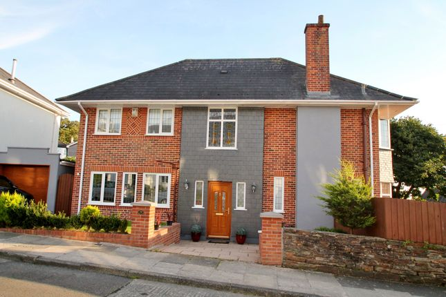 Thumbnail Detached house for sale in Venn Grove, Hartley, Plymouth
