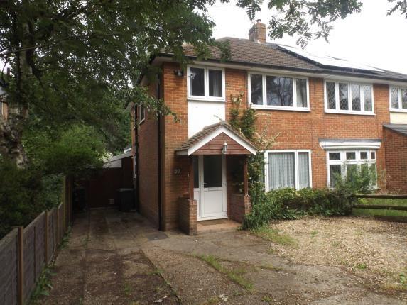 Thumbnail Semi-detached house for sale in Bordon, Hampshire