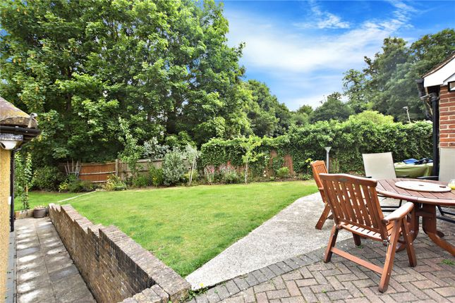 View Of Garden of North Cray Road, Bexley, Kent DA5