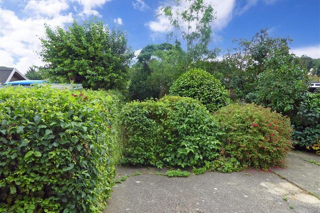 Garden of Maidstone Road, Bluebell Hill, Chatham, Kent ME5