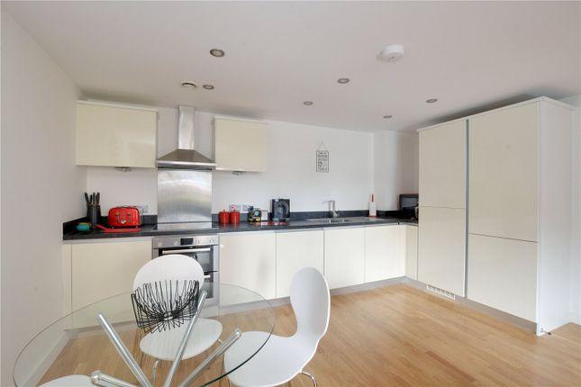 Kitchen Area of St James House, 52 Blackheath Hill, London SE10