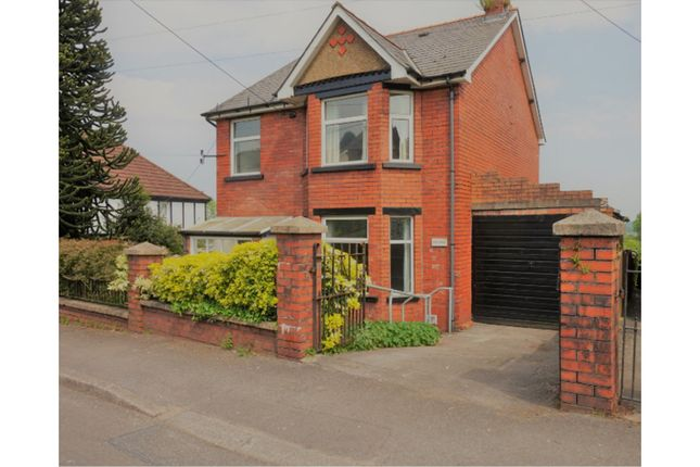 Thumbnail Detached house for sale in Sunnybank Road, Pontypool