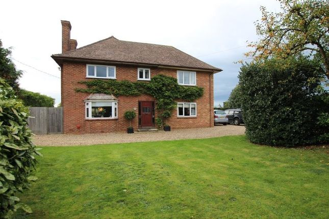 Thumbnail Detached house for sale in Black Bank Road, Little Downham, Ely
