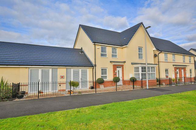 Thumbnail Link-detached house for sale in Rhodfa Bryn Rhydd, Talbot Green, Pontyclun