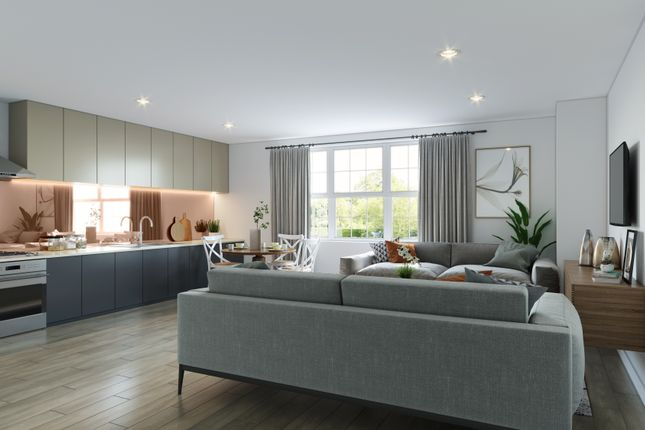 3 bed flat for sale in Anselm House, Uxbridge Road, Hatch End HA5