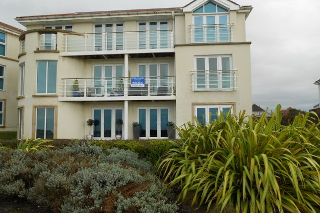 Thumbnail Flat to rent in The Links, Locks Common Road, Porthcawl