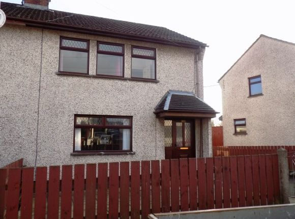 Thumbnail End terrace house to rent in 80 Milltown Avenue, Derriaghy, Lisburn