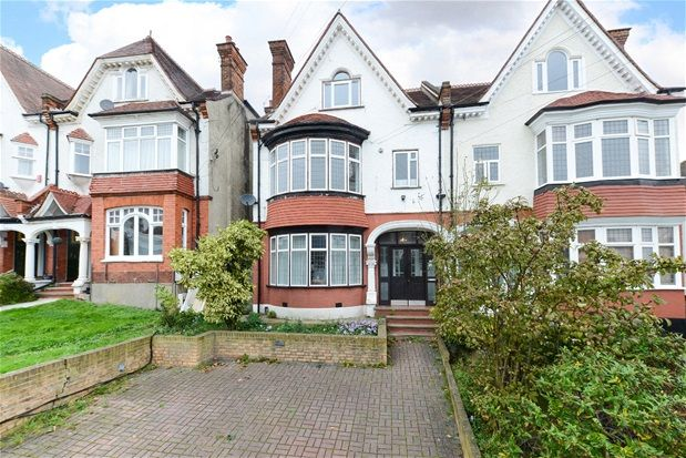 Thumbnail Flat for sale in Canterbury Grove, London