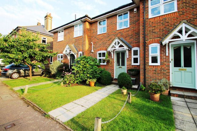 Thumbnail Terraced house to rent in Albion Road, Reigate