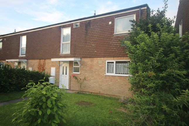 Thumbnail Terraced house to rent in Hallett Walk, Canterbury