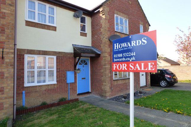 Thumbnail Property for sale in Saint Nicholas Close, Long Stratton