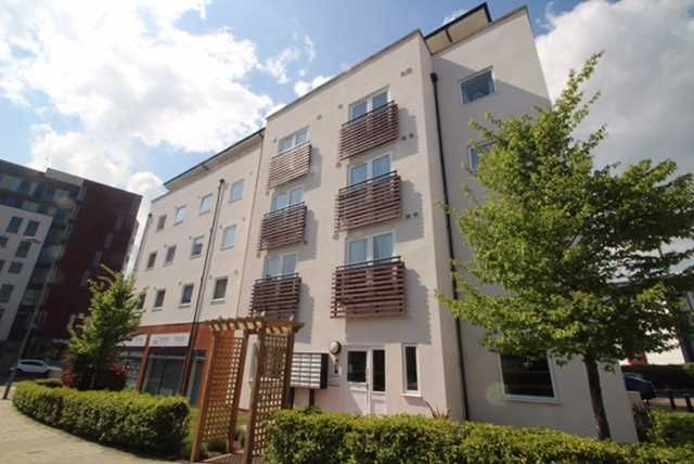 2 bed flat for sale in Pownall Road, Ipswich