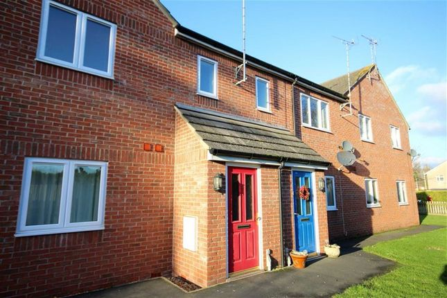 Thumbnail Semi-detached house for sale in Rose Court, Royal Wootton Bassett, Wiltshire