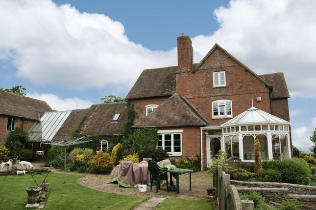 Thumbnail Detached house to rent in Old Manor Farm, Bockleton