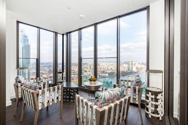 Thumbnail Flat for sale in Damac Tower, 71 Bondway, Nine Elms, London