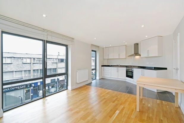 Thumbnail Flat to rent in Old Timber Court, Chiswick