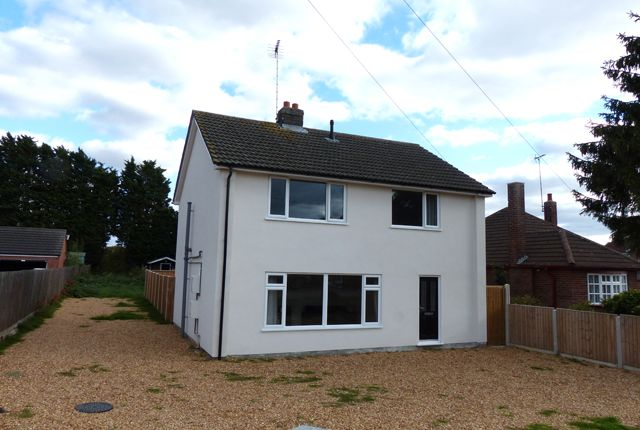 Thumbnail Detached house to rent in Peterborough Road, Crowland