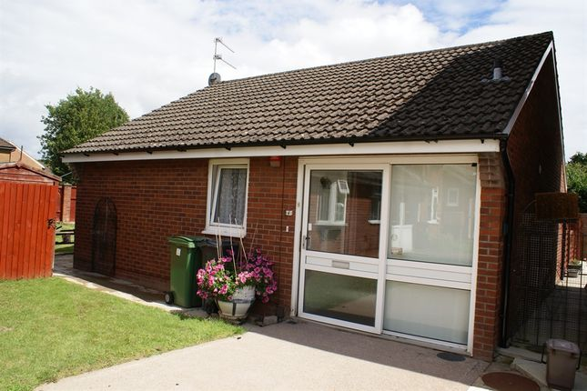 Thumbnail Detached bungalow for sale in Caspian Close, St. Mellons, Cardiff