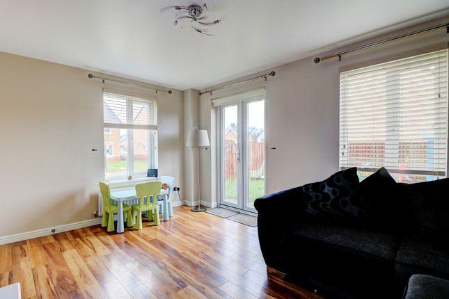 Living Room of Barn Drive, Cambuslang, Glasgow G72